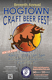 Hogtown Craft Beer Festival Tickets